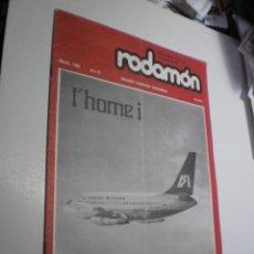Cómics: RODAMÓN Nº 190 1983 (ESTAT NORMAL). Lote 262056440