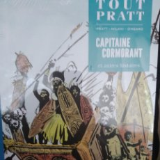 Cómics: TOUT PRATT. CÓMIC FRANCÉS. CAPITAINE CORMORANT HUGO PRATT MILANI ONGARO. Lote 262121870