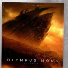Cómics: OLYMPUS MONS 1 2 3 COMPLETA - YERMO / EDICIÓN INTEGRAL / NUEVOS Y PRECINTADOS. Lote 232010720