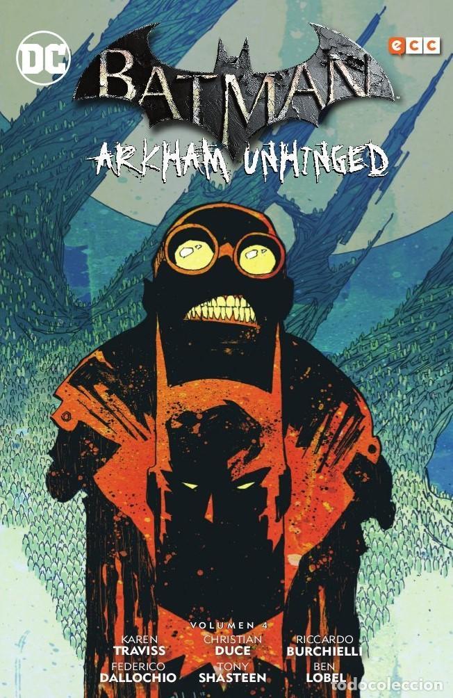 Cómics: BATMAN ARKHAM UNHINGED OBRA COMPLETA : 4 TOMOS. 730 PAGINAS - Foto 3 - 262280350