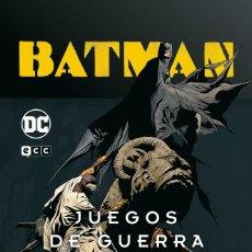 Cómics: BATMAN JUEGOS DE GUERRA. INTEGRAL. 648 PAGINAS. ECC. TAPA DURA. Lote 262282060