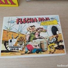Cómics: J FLECHA ROJA 1 A 79 (COMPLETA) (CAJA. EDICION FACSIMIL). Lote 262288455