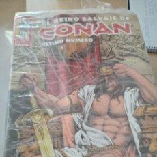 Cómics: J EL REINO SALVAJE DE CONAN 1 A 40 (COMPLETA)(FORUM). Lote 262289750