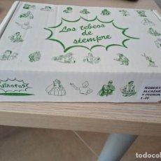 Cómics: J LOS TEBEOS DE SIEMPRE. ROBERTO ALCAZAR Y PEDRIN 1 A 30 (EDICION FACSIMIL). Lote 262291080