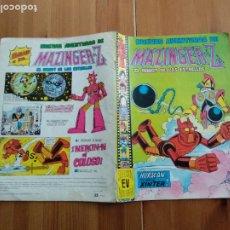 """Cómics: NUEVAS AVENTURAS DE MAZINGER - Z """" Nº 1 ED. VALENCIANA. Lote 262304860"""
