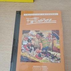 Comics: J F IBAÑEZ COLECCION INTEGRAL 1971/72 (INCLUYE 4 HISTORIAS)(VER CONTENIDO)(SALVAT). Lote 262323880