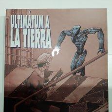Cómics: NATHAN NEVER - ULTIMÁTUM A LA TIERRA - ALETA - REBAJADO. Lote 262404125