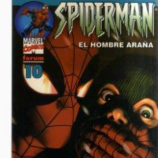Cómics: SPIDERMAN EL HOMBRE ARAÑA N,10 FORUM. Lote 262404420