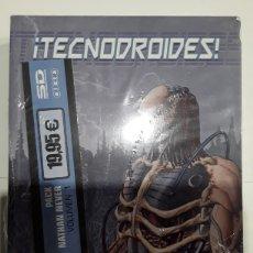 Cómics: PACK NATHAN NEVER 1 (¡TECNODROIDES!, SHAOLIN) - ALETA - REBAJADO. Lote 262404735