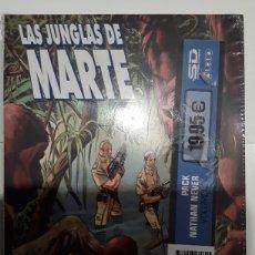 Cómics: PACK NATHAN NEVER 4 (LAS JUNGLAS DE MARTE, LAS BANDAS DE LA CIUDAD) - ALETA - REBAJADO. Lote 262405230