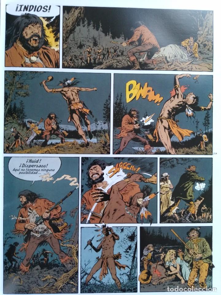 Cómics: PIONEROS DEL NUEVO MUNDO 1-2-3-4-5 COMPLETA. Maryse /Jean-François Charles/Ersel - Foto 15 - 262553370