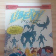 Cómics: LIBERTY PROJECT N3. Lote 262629365