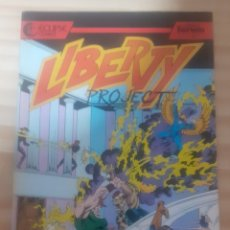 Cómics: LIBERTY PROJECT N4. Lote 262629480