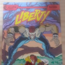 Cómics: LIBERTY PROJECT N2. Lote 262629760