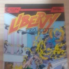 Cómics: LIBERTY PROJECT N4. Lote 262630035