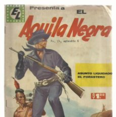 Cómics: EL AGUILA NEGRA 14, EDICIONES LATINOAMERICANAS. Lote 262712910