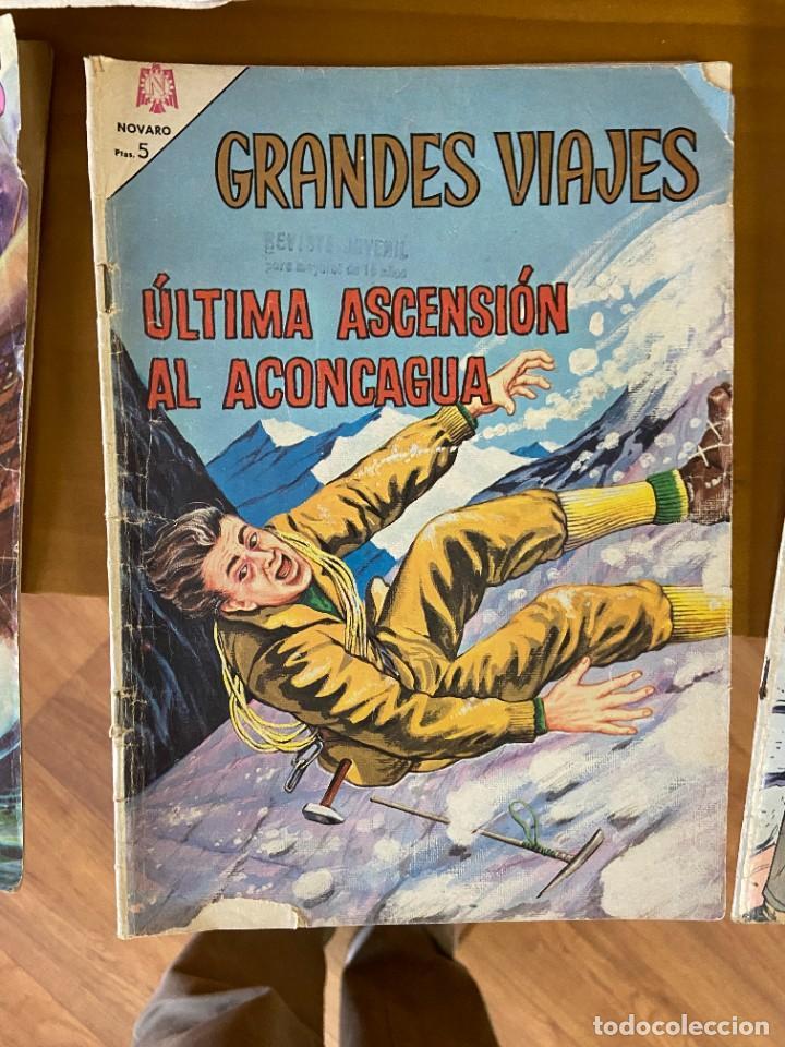 GRANDES VIAJES Nº 29 (Tebeos y Comics Pendientes de Clasificar)