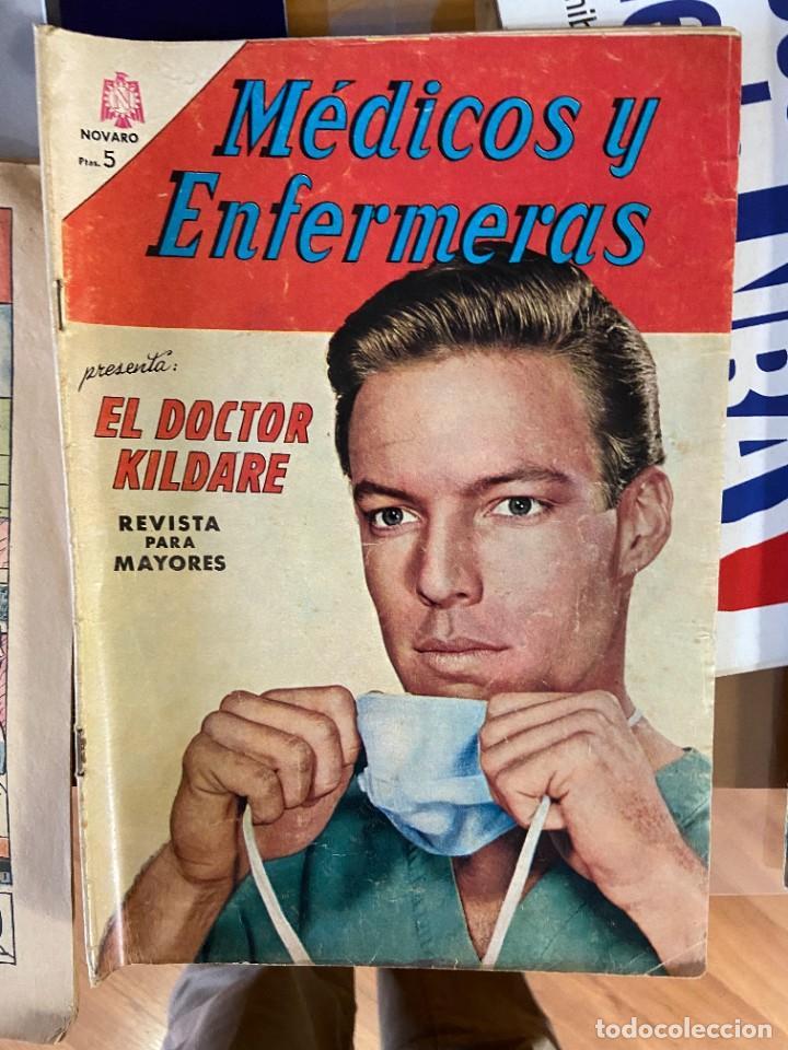 MEDICOS Y ENFERMERAS EL DOCTOR KILDARE Nº 10 (Tebeos y Comics Pendientes de Clasificar)
