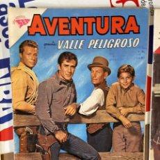 Cómics: AVENTURA VALLE PELIGROSO Nº 200 BUEN ESTADO. Lote 262769880