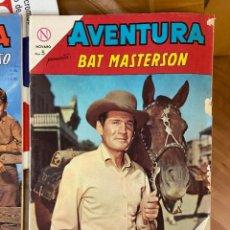 Cómics: AVENTURA BAT MASTERSON Nº 322 CORRECTO. Lote 262770400