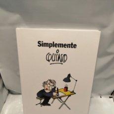 Cómics: SIMPLEMENTE (PRIMERA EDICIÓN). Lote 262709325