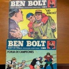 Cómics: BEN BOLT Nº 1 Y 3 BUEN ESTADO. Lote 262780450