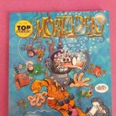 Cómics: MORTADELO, TOP COMIC Nº 16. Lote 262817430