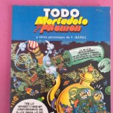 Cómics: TODO MORTADELO Y FILEMON Y OTROS PERSONAJES. Lote 262819425