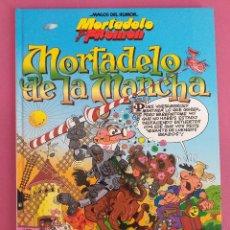 Cómics: MORTADELO Y FILEMÓN, MORTADELO DE LA MANCHA. Lote 262819850