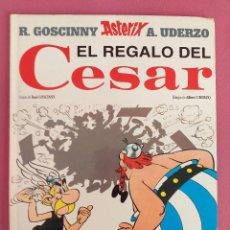 Cómics: ASTERIX, EL REGALO DEL CESAR, SALVAT. Lote 262821250