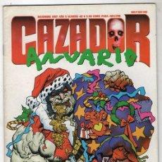 Cómics: 1997 EL CAZADOR # 42 ED DE LA URRACA LUCAS MARADONA ESPECIAL NAVIDAD ORIGEN DE EL CAZADOR 28 P. Lote 262821760