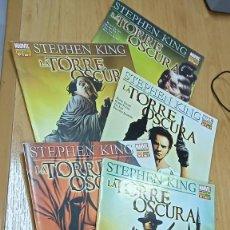 Cómics: LA TORRE OSCURA - EL NACIMIENTO DEL PISTOLERO ( STEPHEN KING) 1 AL 5. Lote 262857325