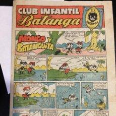 Cómics: CLUB INFANTIL BATANGA Nº 6 BUEN ESTADO. Lote 262914085