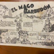 Cómics: EL MAGO BARBUDON Nº 74 EDITORIAL CISNE. Lote 262921285