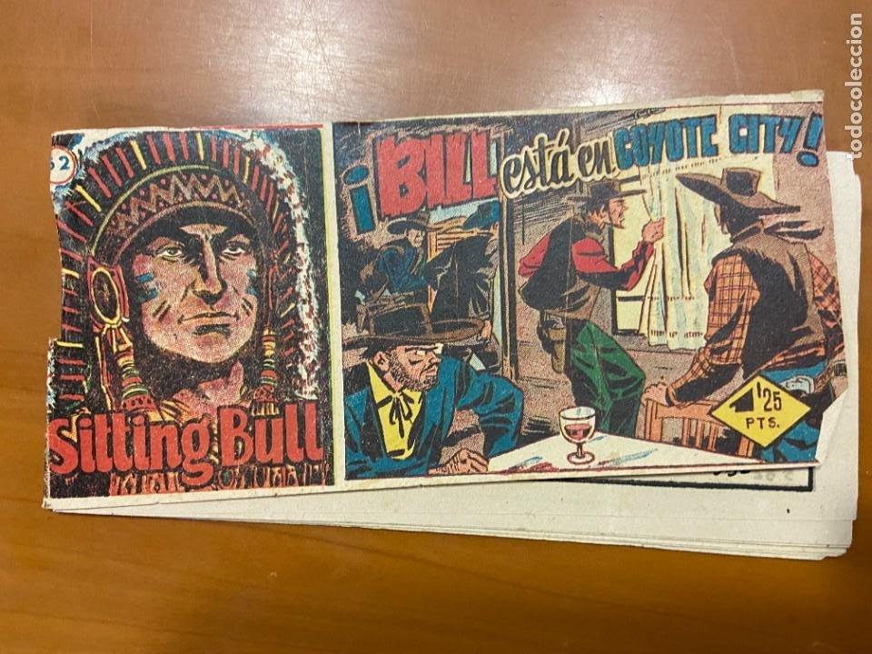 SITTING BULL Nº 52 (Tebeos y Comics Pendientes de Clasificar)