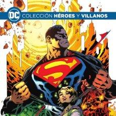 Cómics: EL HIJO DE SUPERMAN. ECC. TAPA DURA. 176 PAGINAS. Lote 262928770