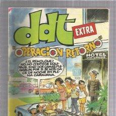 Cómics: DDT EXTRA OPERACION RETORNO. Lote 262933535