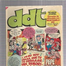 Cómics: DDT 276. Lote 262934070