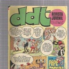 Cómics: DDT 411. Lote 262934530