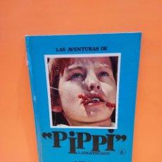 Cómics: LAS AVENTURAS DE PIPI LANGSTRUMPF....ASTRID LINDGREN.....1975..... Lote 262936565