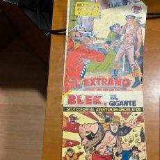 Cómics: BLEK EL GIGANTE Nº 65 Y 87 SE VENDEN SUELTOS. Lote 262939540