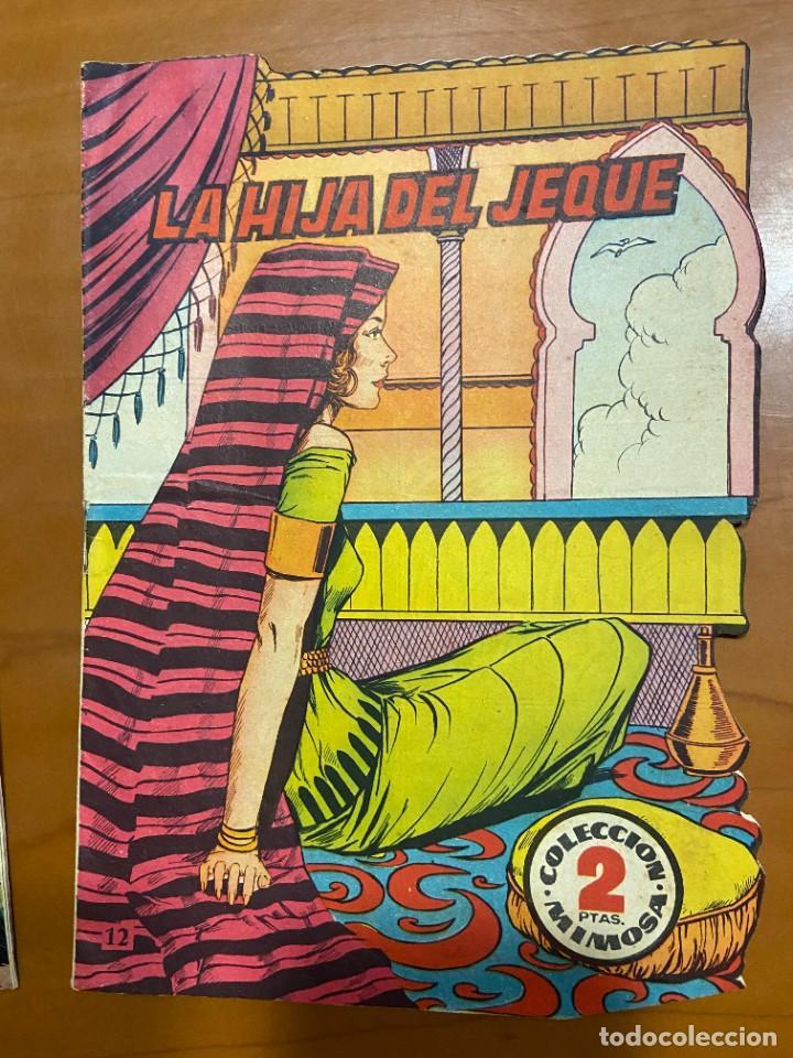 MIMOSA Nº 12 BUEN ESTADO (Tebeos y Comics Pendientes de Clasificar)