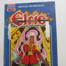Cómics: ELRIC DE MELNIBONÉ. Nº 3. MICHAEL MOORCOCK´S. FIRST COMICS ARX96. Lote 262942760