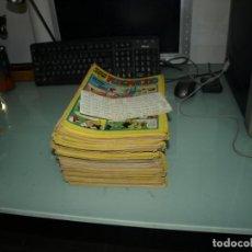 Cómics: PULGARCITO 6 PESETAS, VARIOS NUMEROS, 8 EUROS EL NUMERO. Lote 262942805