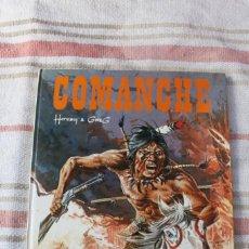 Cómics: COMANCHE : FURIE REBELLE; EDITIONE DU LOMBARD - LIBRO EN FRANCES. Lote 262943825