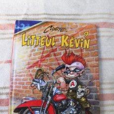 Cómics: LITTEUL KEVIN Nº 9: COYOTE - LIBRO EN FRANCES. Lote 262943995