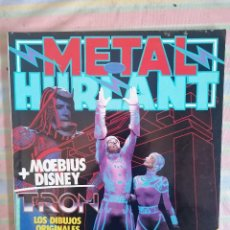 Cómics: METAL HURLANT Nº 13 1983 TRON. Lote 262944205