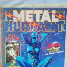 Cómics: METAL HURLANT Nº 14 1983 CRISTAL OSCURO. Lote 262944430