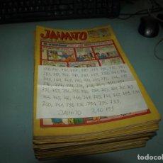 Cómics: JAIMITO, VARIOS NUMEROS, 3,5 PESETAS,12 EUROS EL NUMERO. Lote 262944545