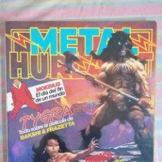 Cómics: METAL HURLANT Nº 16 1983 TYGRA HIELO Y FUEGO. Lote 262944720